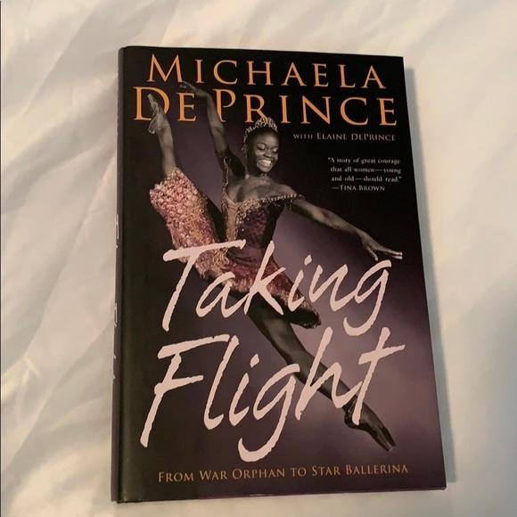 Book- Michaela De Prince - Taking Flight